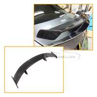 GT Spoiler For Mercedes CLA Wing CLA45 W117 C117 Matt Carbon Fiber Rear Trunk Lid Spoiler CLA180 CLA200 CLA250 CLA260 2013 ON