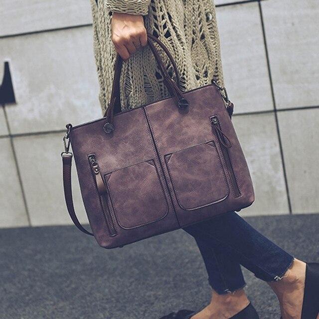 Винтажные женские сумка женская Повседневные Сумки Messenger для ежедневных покупок все назначения высокое качество Dames Crossbody Сумочка