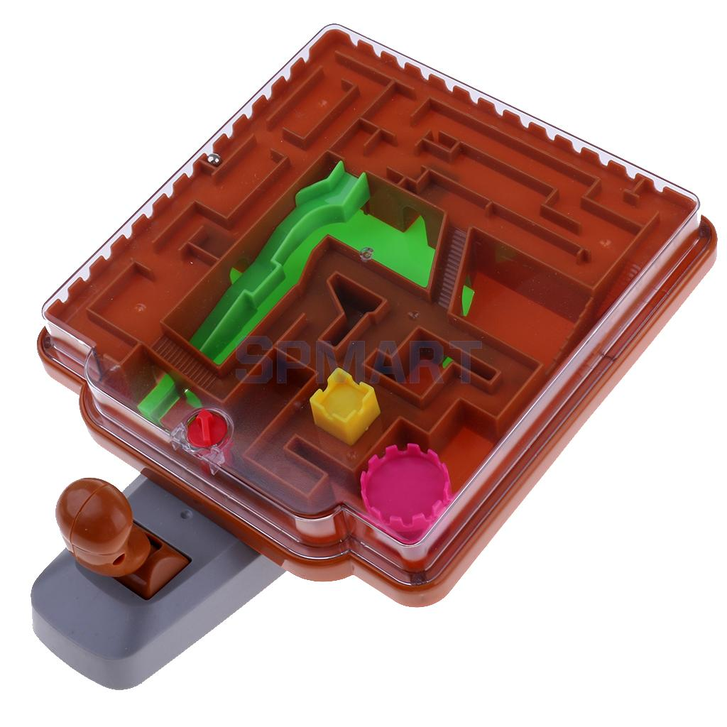 Circuit Mazeelectric Current Logic Game Brain Teaser Amazing Toys Intellectual Ball Waterpark Beckham Adventures Montessori Desktop Perplexus 3d Castle Maze Labyrinth Toy Education
