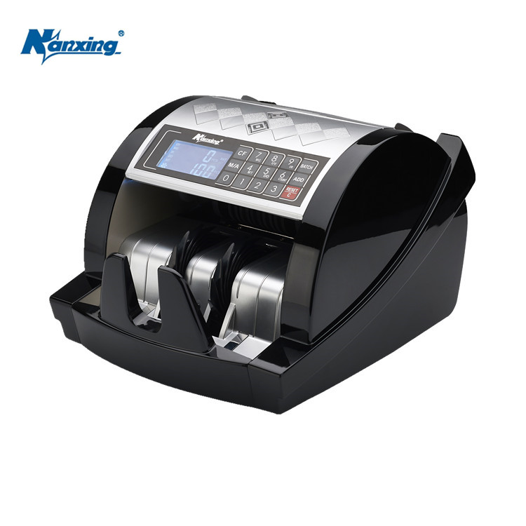 2017 NEW design Professional Multi Currency Counter Counting Machine With UV MG DD IR MT