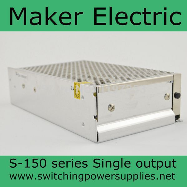 single output 9V 16.7A 150W power supply S-150-9 single output 9v 16 7a 150w power supply s 150 9