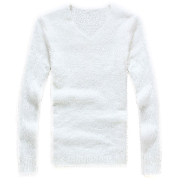 Shirtwear Taille Chaud Automne Confortable M Hommes light Mince white Tricoté Chandail Blue black Hiver Grey Ma Haimao Creux col 3xl 2018 Grey V O6pqdFq