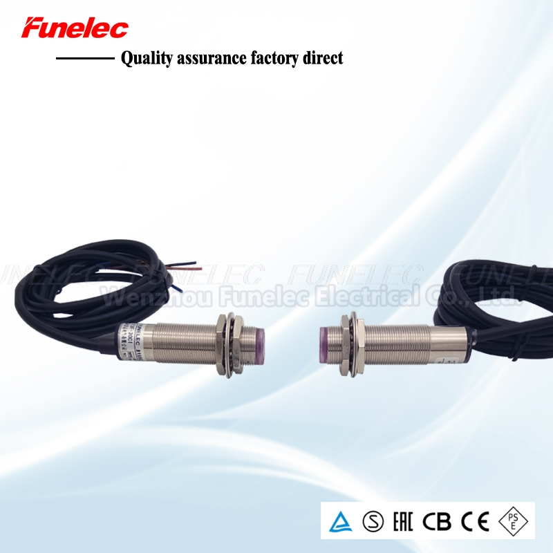 Infrared sensor NPN PNP Infrared Sensitivity Adjustable Long Distance Measuring Sensor P ...