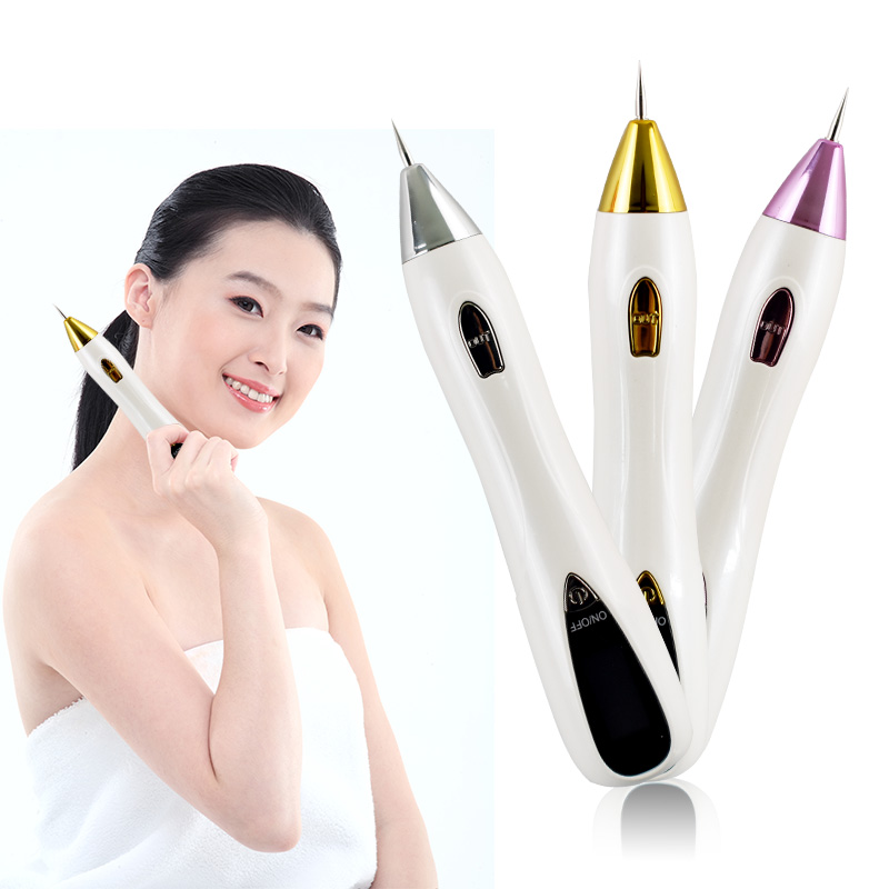 New Technology Mole Removal Dark Spot Remover Pen Skin Wart Tag Tattoo Removal Tool Beauty Care Device Home Salon Use face skin mole removal dark spot wart tag remover deep clean rotary 4 in 1 electric pore cleaner tool scrubber beauty lady razor