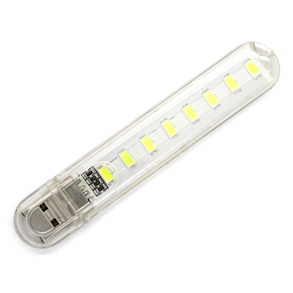 Online get cheap usb led light lampe lot aliexpress alibaba 20pcslot mini usb led night light 5730smd 8leds 5v keychain bulb book lamp for parisarafo Gallery