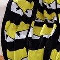 Cobertor Carrinho De Bebê Crianças Coelho dos desenhos animados Do Bebê Swaddle Infantil Adereços Fotografia de Recém-nascidos de Algodão Grosso 3 Tamanho Em Estoque Frete Grátis 1 pcs