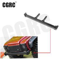 Classic Trx4 Metal Front Bumper For 1/10 Rc Crawler Traxxas Trx 4 Trx 4