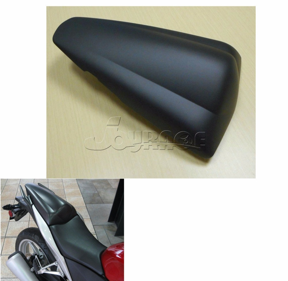 Motorcycle Pillion Rear Seat Fairing Cover Cowl For Honda CBR250R 2011 2012 2013 new upper fairing unpainted front cowl head for honda cbr 250 rr 2011 2012 2013