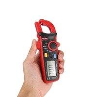 UNIT UT210B Digital Clamp Meters AC Amp Mini Multimeter Ammeter Multitester Current Tester Probe NCV TRMS No Contact Portable Me
