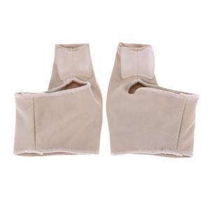 Image 2 - 1Pair Silicone Pad Hallux Valgus Orthotic Correction Sleeves Foot Care Bunion Big Toe Separators Corrector Sleeves
