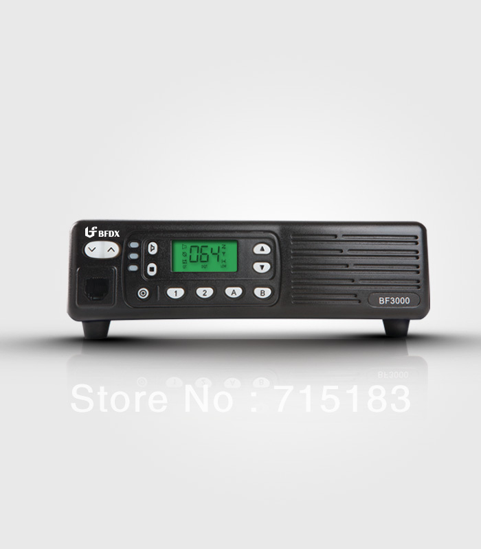 Base Repeater BFDX BF 3000 UHF 430 450MHz 10W 64 Channel Walkie Talkie Power Base Repeater