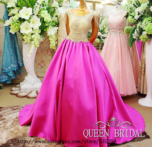 Special occasion dresses ball gown prom dresses 2017 party satin ...