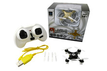 CX10A 2.4Ghz 4ch mini rc drone with headless mode
