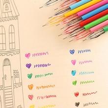 [4Y4A] 50 шт./партия гелевая ручка с бриллиантами милый Kawaii Мультфильм Zakka цвет ручка для детей школьные принадлежности