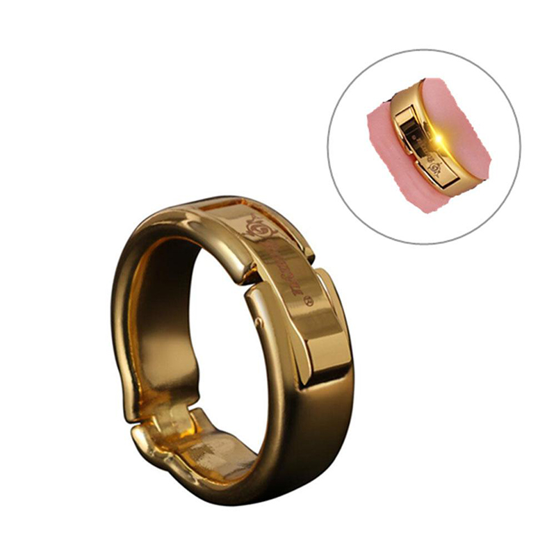 Adjustable <font><b>Male</b></font> <font><b>Circumcision</b></font> Ring Adjustable Cock Ring Foreskin Blocking Ring The Penis Ring For Men image