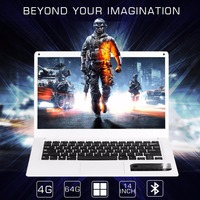 Cewaal Laptop Notebook Computer Ultra Thin Pro Bluetooth 4 0 4GB 64GB Working Supply Office Product