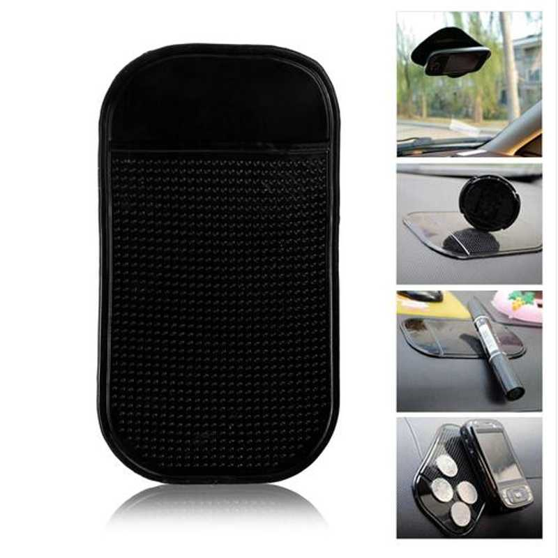 Car styling Silica covers Gel Magic Sticky Pad Anti-Slip Non Slip Mat for Car DVR GPS for iphone car sticker key mount holder