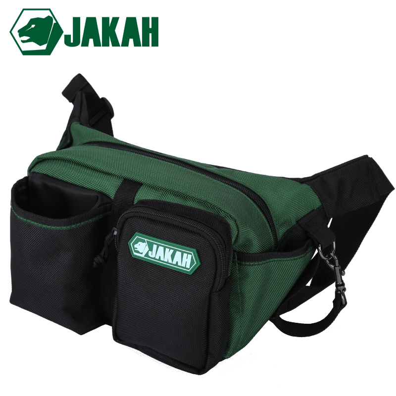 JAKAH Wholesale Tool Waist Bag Electrician Work Bags Promotion