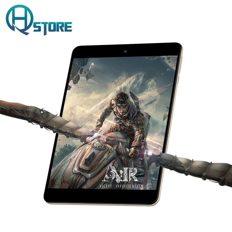 Teclast M89 Android Tablet PC 7,9 дюймов 2048X1536 ips retina OGS PowerVR GX6250 MTK8176 шестиядерная 8.0MP 2,4 г/5 г Wi-Fi 3 ГБ Оперативная память gps