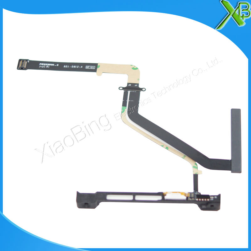 Brand NEW HDD Hard Drive font b Disk b font Cable with Bracket For Macbook Pro