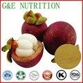Extratos mangostão garcinia mangostana cascas de frutas 200g