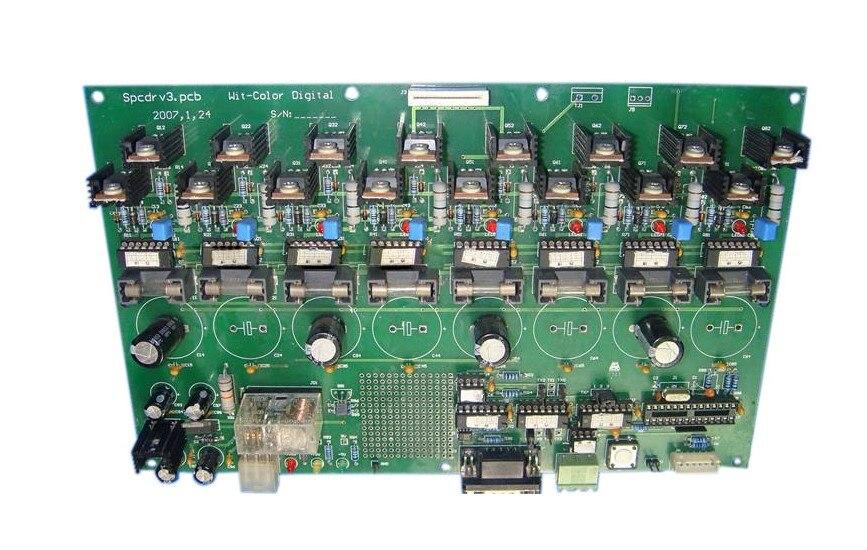 WIT-COLOR Ultra 1000/2000 skywalker Printer Highvoltage Switchboard