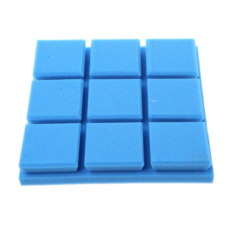 30x30x5cm Soundproofing Foam Studio Acoustic Sound Treatment Absorption Wedge Tile #0604