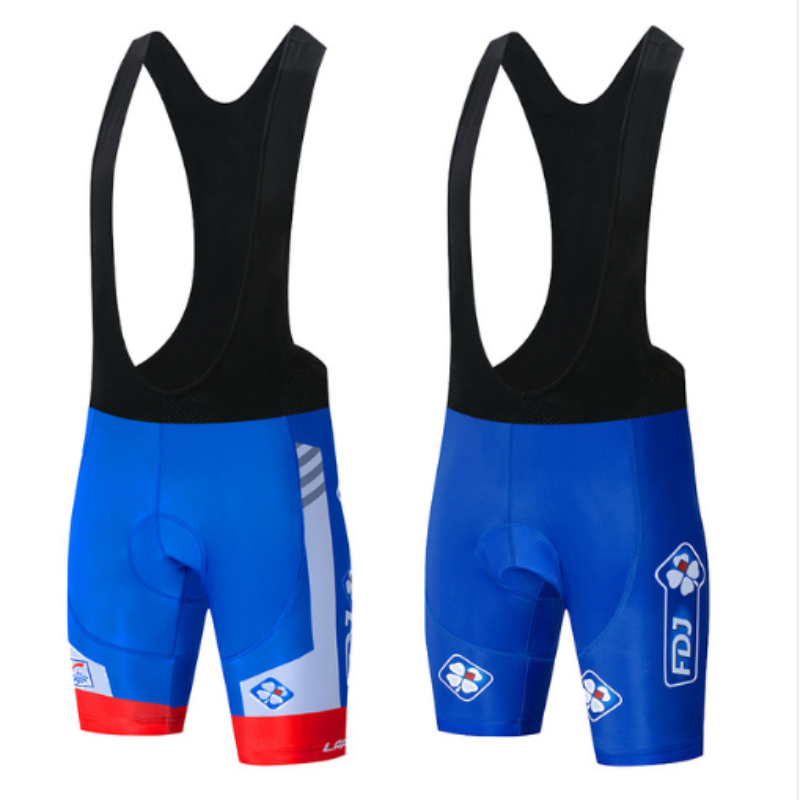 2019 FDJ Cycling Shorts and Pants men summer pro cycling clothing Bike wear Outdoor sportswear Breathable and Quick-dry clothes