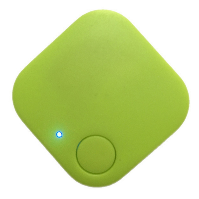 Bluetooth Locator Pet Tracker Alarm Wireless Anti-lost Tag Remote Selfie Shutter Seeker for Kids Bag Wallet Keys