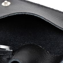 2018 New Fashion Genuine Cow Leather Key Wallet Card Holder Business Organizer Keychain Purses Men Women Pocket Car Keys Bags