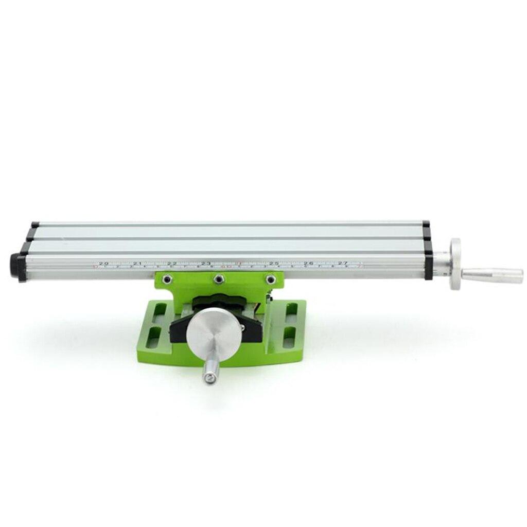 Multi-purpose Miniature Milling Machine Mini Lathe Drill Vise Cross Sliding TableMulti-purpose Miniature Milling Machine Mini Lathe Drill Vise Cross Sliding Table