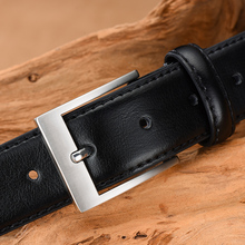 Business Style Leather Belt