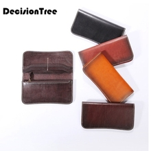 цена на Male Long Wallet High Quality Large Capacity Man Wallet Casual Soft Purse Unisex Business Genuine Cow Leather Card Holder LY135