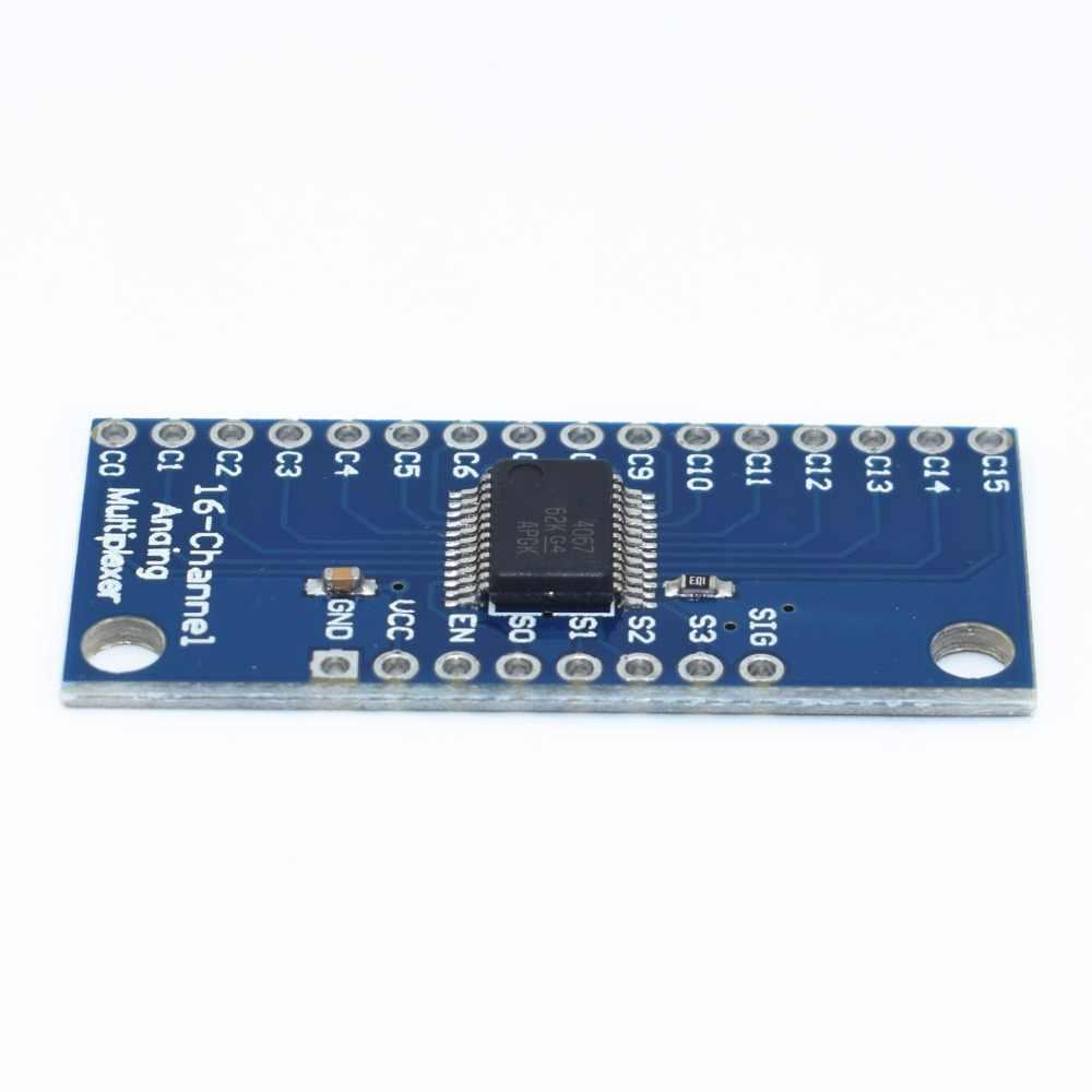 hight resolution of smart electronics cd74hc4067 16 channel analog digital multiplexer breakout board module