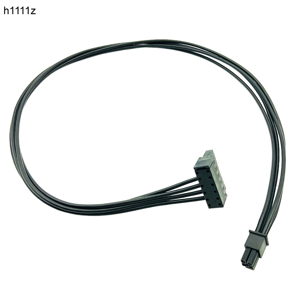 New 45CM <font><b>Cable</b></font> <font><b>MINI</b></font> 4 Pin to SATA Interface SSD Power Supply For Lenovo 510S 510A M410 M415 B250 Motherboard <font><b>4Pin</b></font> to SATA <font><b>Cables</b></font> image