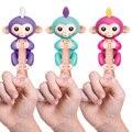 Brand New Authentic Fingerlings Scimmia Dito Del Bambino Scimmia Del Bambino Interattiva Pet Giocattolo Intelligente Punta di Dito Scimmia scimmia ZT001