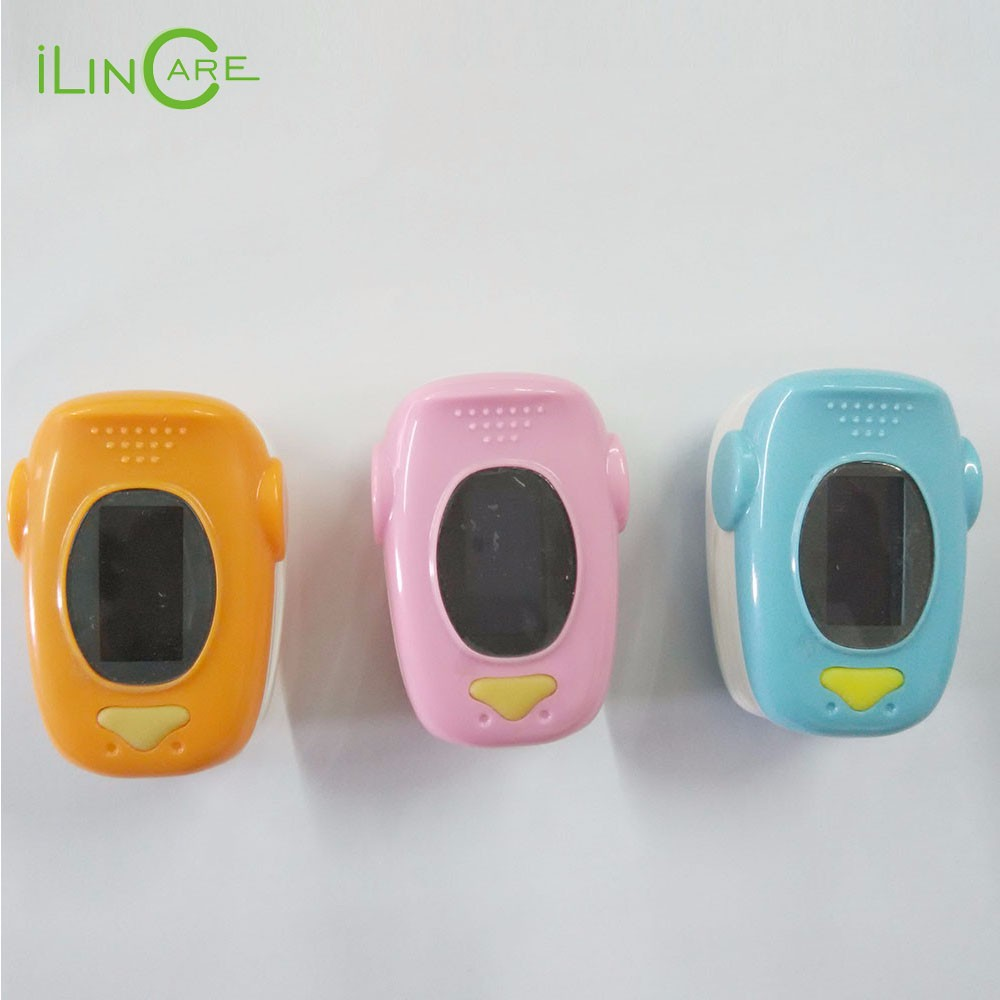 SpO2 and Heart rate Measuring Fingertip Pulse Oximeter for Child and Adult 10