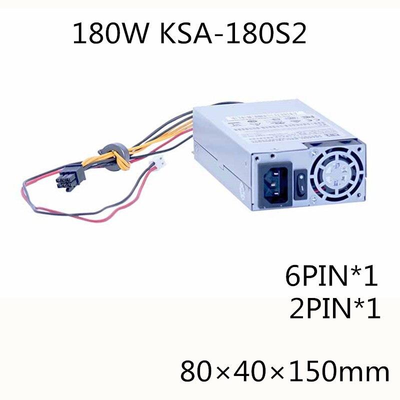 KSA 180S2 DPS 200PB 185A PSU Power Supply Unit 6 2pin 12V 52V CWT PSU for