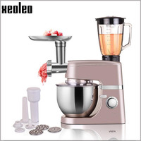 Xeoleo Household Stand Mixer 4 5L Food Mixer 1200W Chef Machine With Meat Grinder Juicer Dough