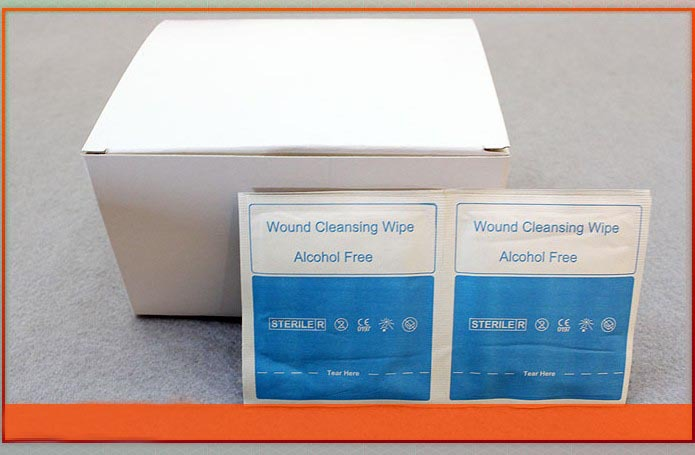 Baby Disinfecting Wet Wipes Medical Daily Salt Water Wet