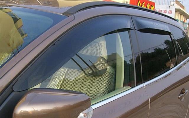 Окно козырек вентиляционные оттенок / вс / ветер гвардии для Volvo XC60 2009 2010 2011 2012 2013 2014 2015