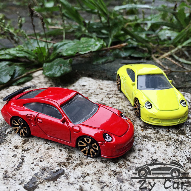 Porsche 911 Alloy Metal Model Car Kids Toys Christmas Gift Birthday Present Pocket Sports Collect Decoration