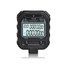 30 memory Electronic Stopwatch Digital timer professional running stop watch interval timer referee Sports chronograph