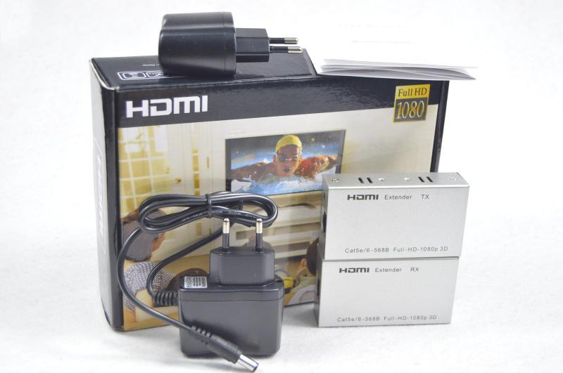 1080P 60M HDMI Extender