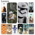 Lavaza Star Wars Yoda BB-8 Droid Robot Case for Samsung Galaxy A3 A5 2015 2016 2017 A6 A7 A8 Plus A9 2018 Note 9 8 Cover Cases
