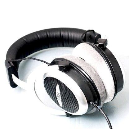 Casques stéréo Semi-ouvert d'origine ISK HF2010 écouteurs stéréo Studio enregistrement casque Audio casque antibruit - 5