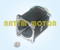 UA Free Ship!! Quality Nema34 stepper motor 98mm 878 Oz in 560N.cm 4 wires 4A CNC stepper motor stepping motor