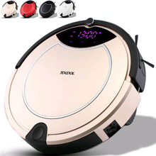 Professional Wireless Remote Control Smart Robot Vacuum Cleaner Automatic Multi-Function Sweeping Mopping Machine Self-Charge