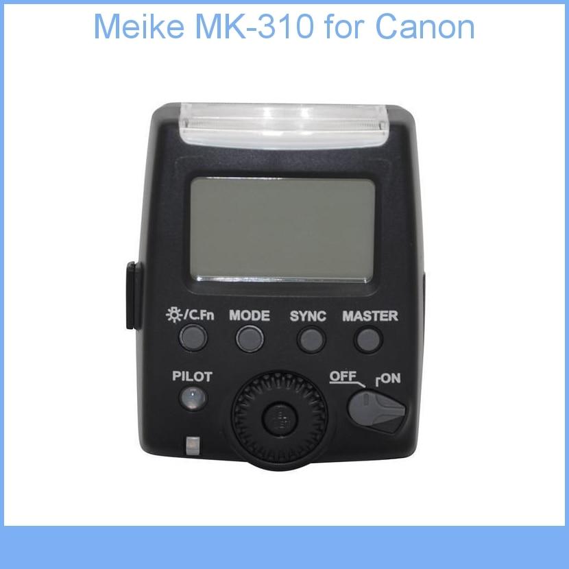 Meike MK-310 TTL Flash Master HSS Flash Speedlite Flashlight Support 1/8000S For Canon CamerasMeike MK-310 TTL Flash Master HSS Flash Speedlite Flashlight Support 1/8000S For Canon Cameras