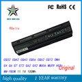 100Wh Оригинальный Новый Ноутбук Батареи MU09 Для HP Pavilion G4 G6 G7 G32 G42 G56 G62 G72 mu06 CQ62 CQ72 DM4 CQ32 CQ42 593553-001